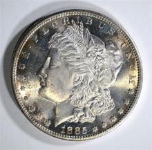 1885-S MORGAN DOLLAR  GEM BU++