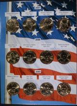 Presidential Dollar Collector's Album -