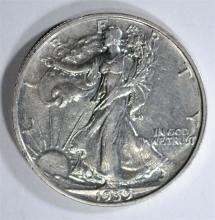 1939 WALKING LIBERTY HALF DOLLAR  CH PROOF