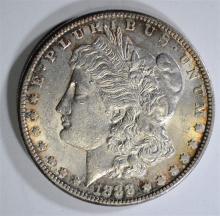 1888-S MORGAN DOLLAR  CH BU