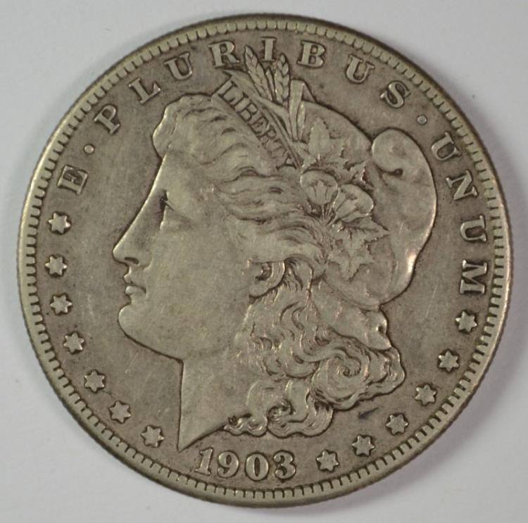 1903-S MORGAN DOLLAR XF  BETTER DATE