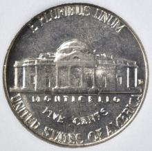 Lot 14: 1961-D JEFFERSON NICKEL, BGC SUPERB GEM