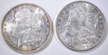 Lot 102: 1902 & 04-O MORGAN DOLLARS AU/BU