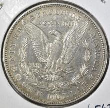 Lot 175: 1884-S MORGAN DOLLAR, AU