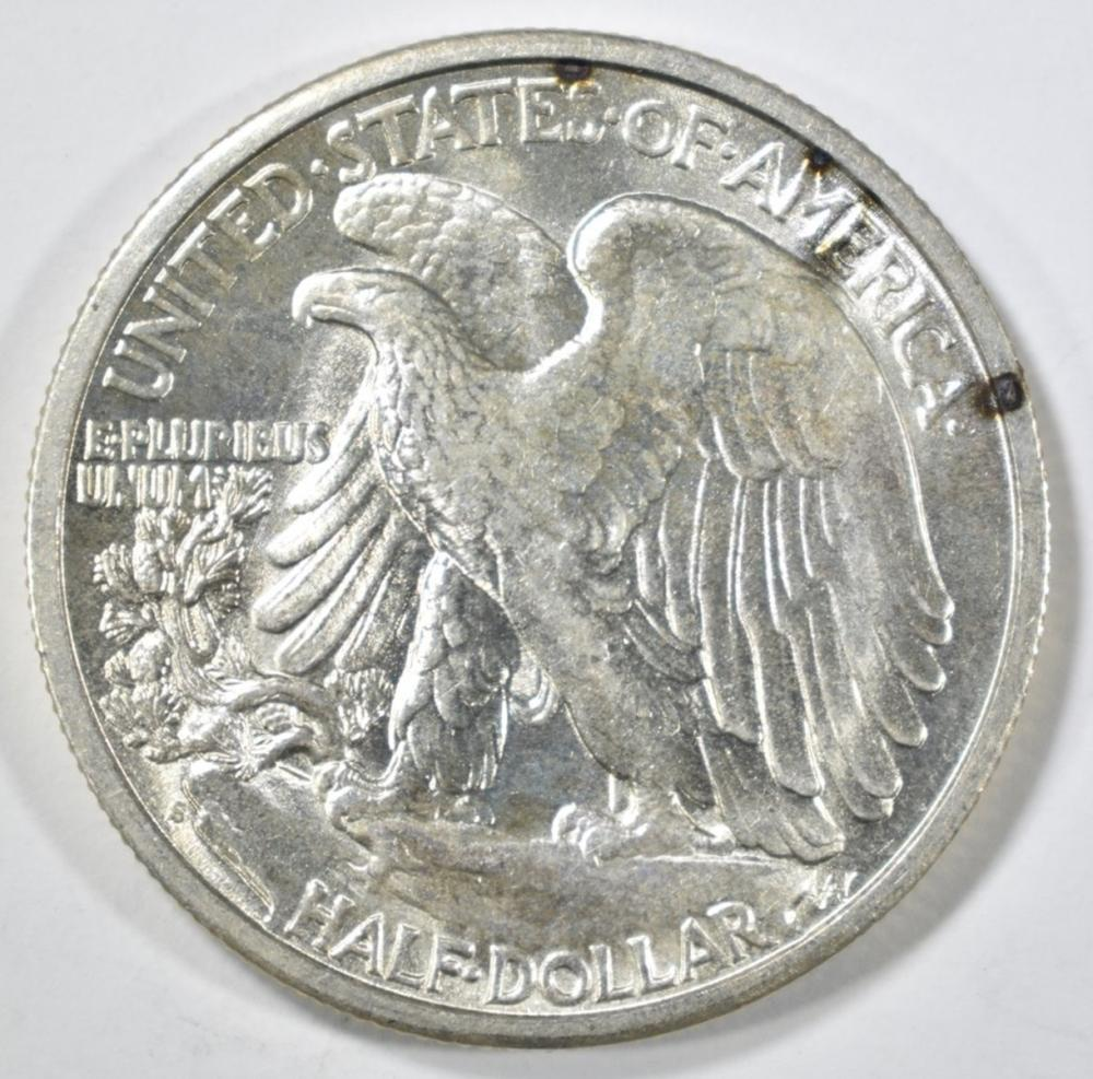 Lot 292: 1941-S WALKING LIBERTY HALF DOLLAR BU