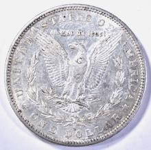 Lot 356: 1889-S MORGAN DOLLAR AU/BU