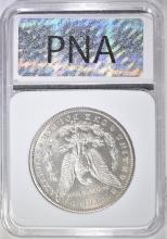 Lot 432: 1893-CC MORGAN DOLLAR PNA GEM BU