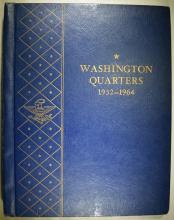 Lot 446: WASHINGTON QUARTER COMPLETE SET