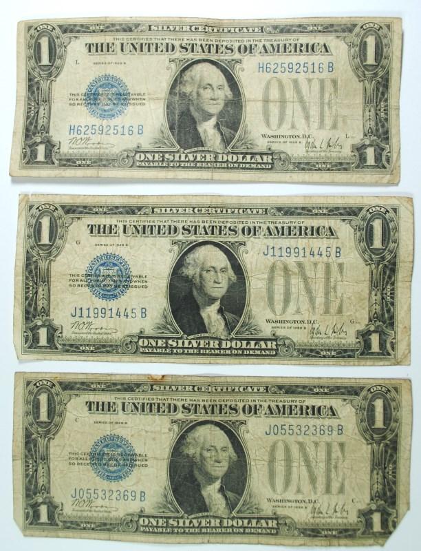 3 - 1928 $1