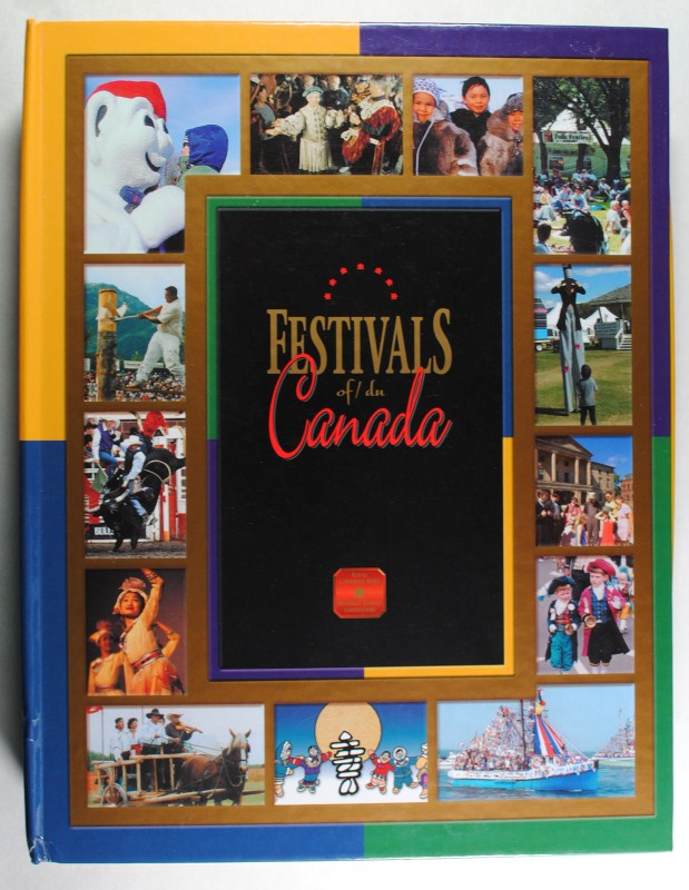 Festivals of Canada 50 Cent Proof Set- 13 Sterling Silver Proof Coins w/Box& COA