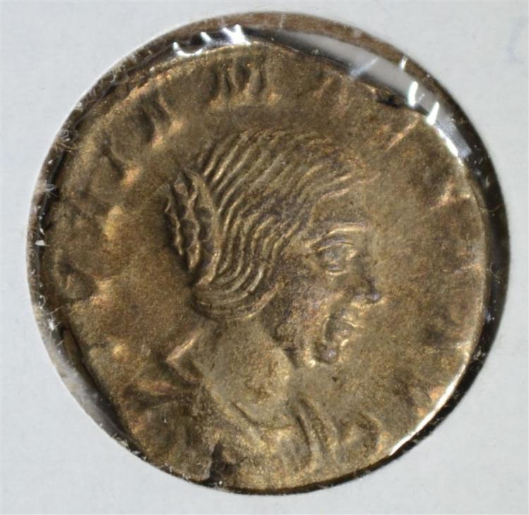 224 AD SILVER DENARIUS JULIA MAESA ROME