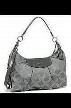 New COACH purse, F20031, Grey