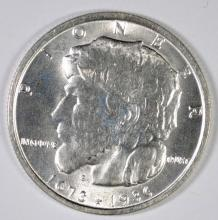 1936 ELGIN COMMEMORATIVE HALF DOLLAR, CHOICE BU+