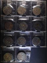 FOREIGN COINS EARLY 1900's to 1960's