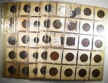 LATE 1800's to EARLY 1900's FOREIGN COIN LOT