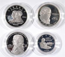 3 Commemorative Sets