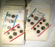 (10) 1979 & (10) 1980 Mint Sets.