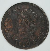 1810/09 LARGE CENT, BGC AU RARE!!!