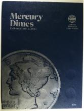 ( 36 ) DIFFERENT MERCURY DIMES, NICE COINS