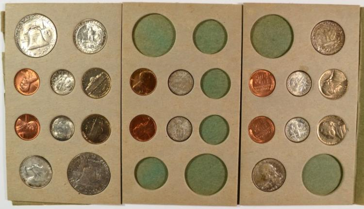 1955 MINT SET NICE ORIGINAL COINS