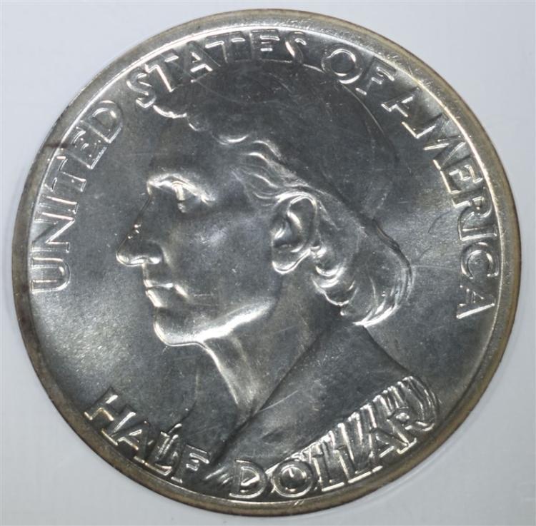 1935/1934 BOONE COMMEM HALF DOLLAR