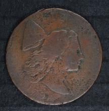 1794 LARGE CENT VG