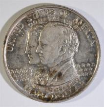 1921 ALABAMA COMMEMORATIVE HALF DOLLAR, CHOICE BU