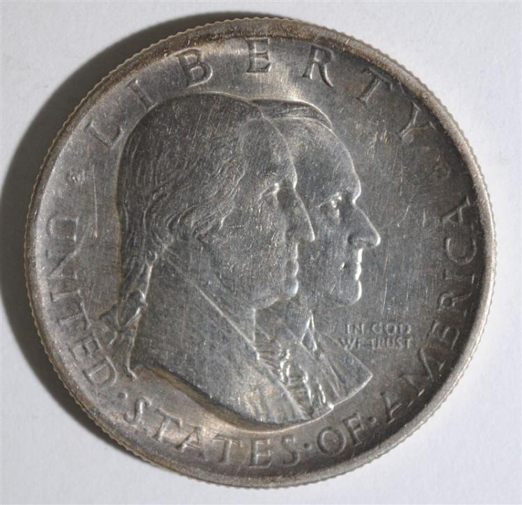 1926 SESQUICENTENNIAL COMMEMORATIVE HALF DOLLAR, CHOICE BU