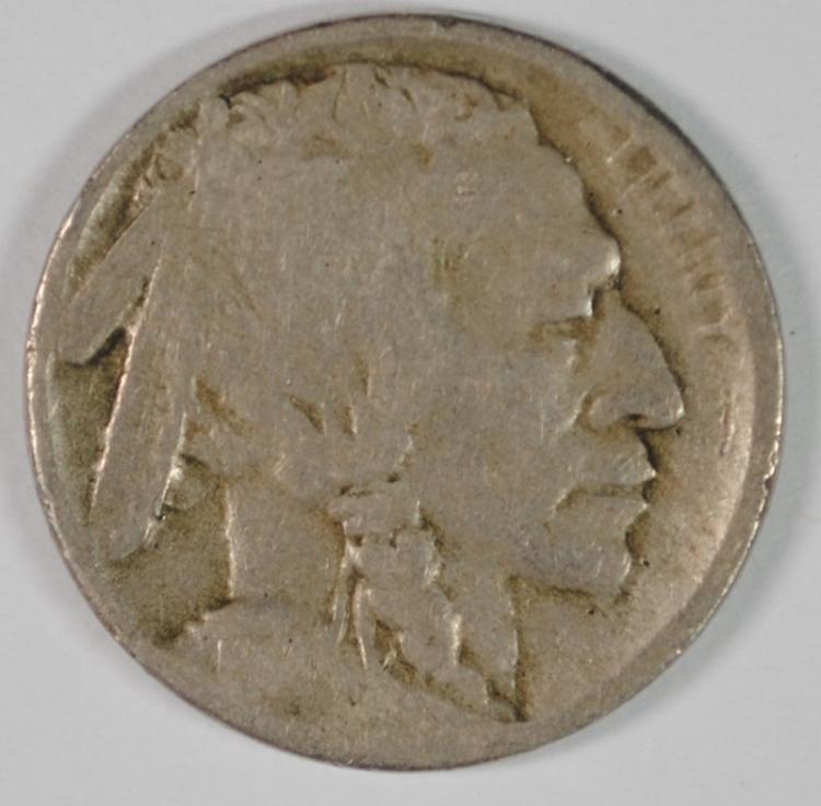1914-D Buffalo Nickel VG KEY COIN