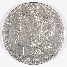 1880-CC MORGAN DOLLAR XF