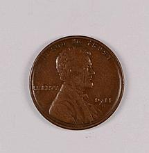 1911-S LINCOLN CENT XF/AU