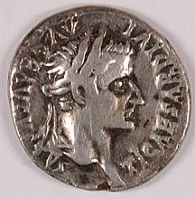 ROMAN IMPERIAL TIBERIUS 14-37 AD