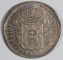 1814 BRAZIL 960 REIS BU