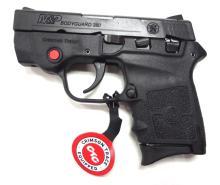 Smith & Wesson M&P Bodyguard 380 w/ Crimson Trace