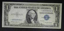 1935 H $1 SILVER CERTIFICATE  GEM CU
