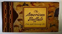 2001 AMERICAN BUFFALO COIN & CURRENCY SET