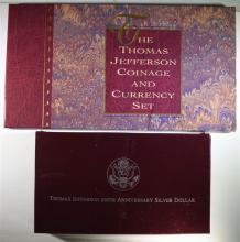 Thomas Jefferson Commemorative Sets