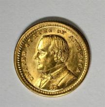 1903 GOLD $1.00 LOUISIANA PURCHASE  McKINLEY
