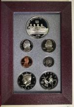 1996 U.S. MINT PRESTIGE PROOF SET - ORIGINAL BOX/COA