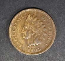 United States Indian Head Coins for Sale at Online Auction