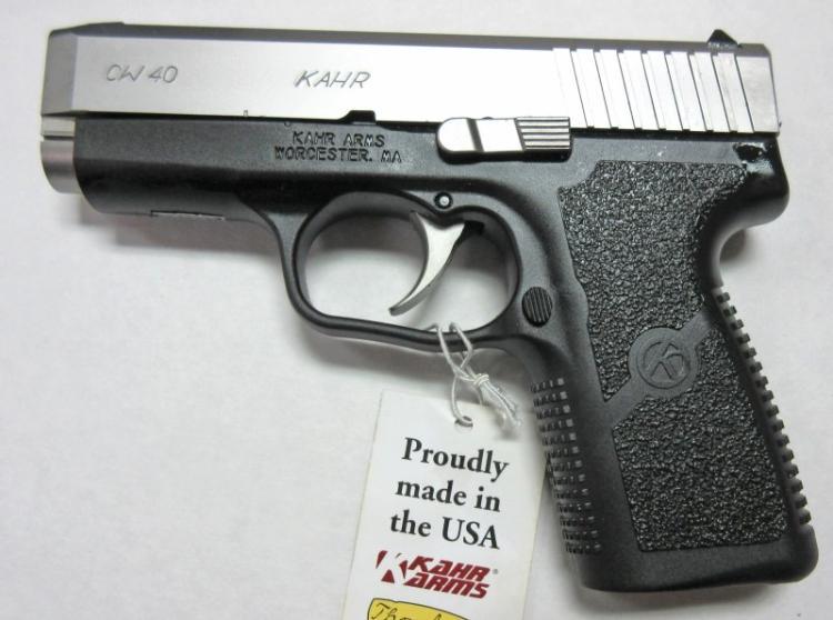 Kahr Arms CW 40 S&W.