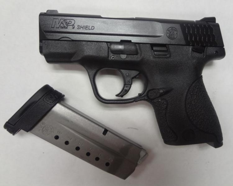 Smith and Wesson M&P9 Shield 9mm. New in box.