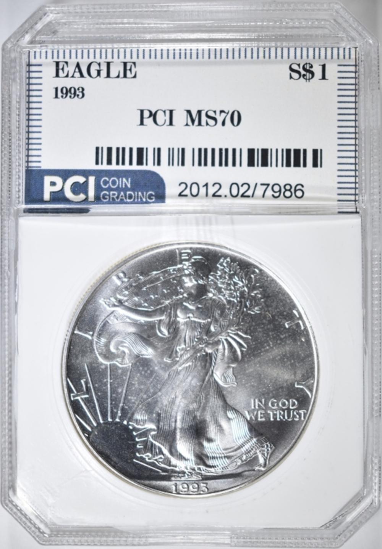 1993 ASE PCI PERFECT GEM