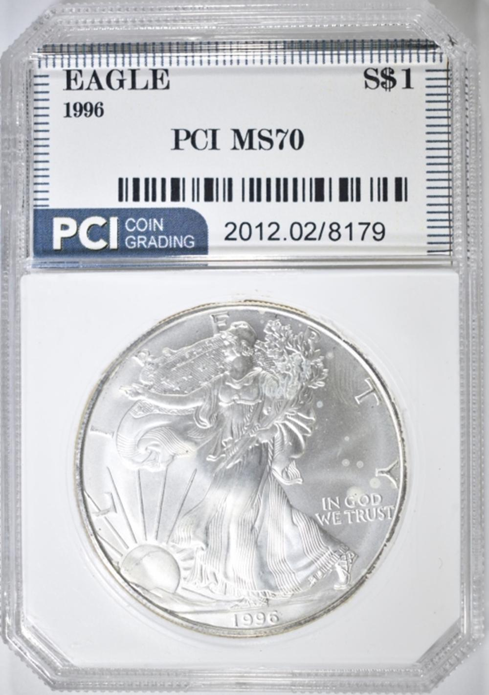 1996 ASE PCI PERFECT GEM