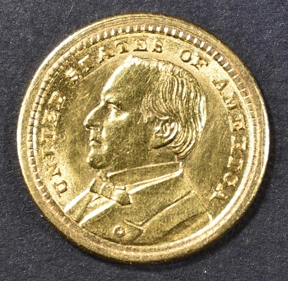 1903 $1 GOLD MCKINLEY  CH BU