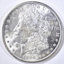 Lot 17: 1890-O MORGAN DOLLAR CH BU