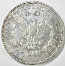 Lot 19: 1895-S MORGAN DOLLAR, AU