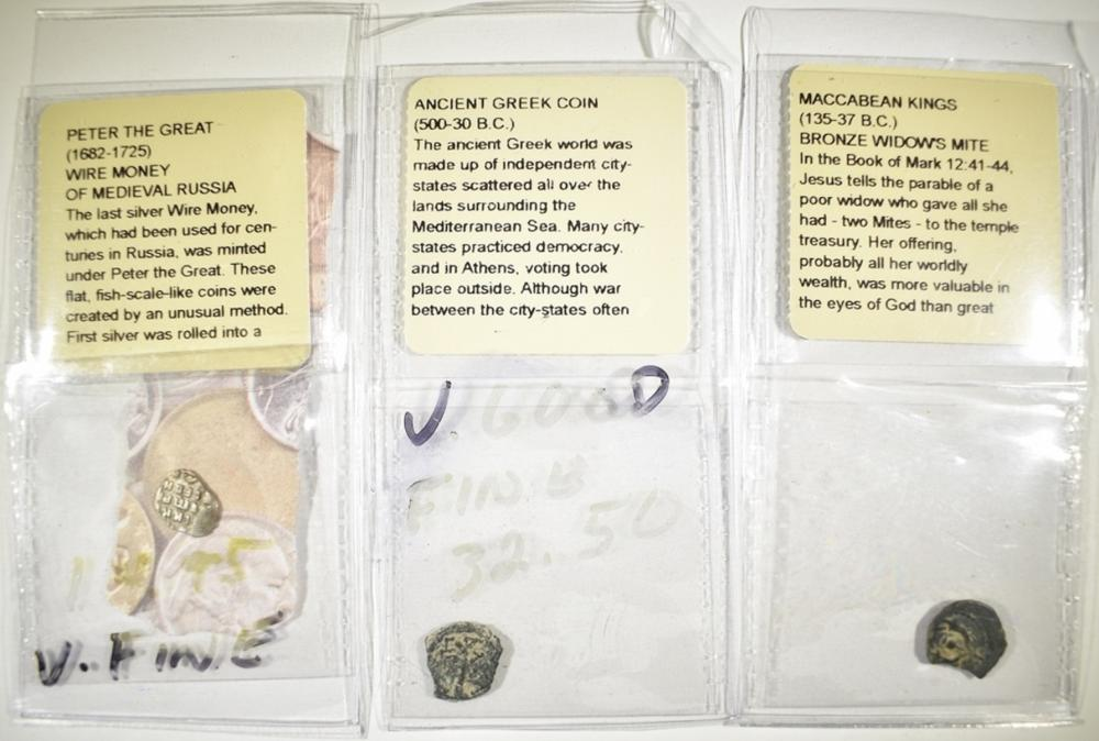 ANCIENT & MEDIEVAL COINS