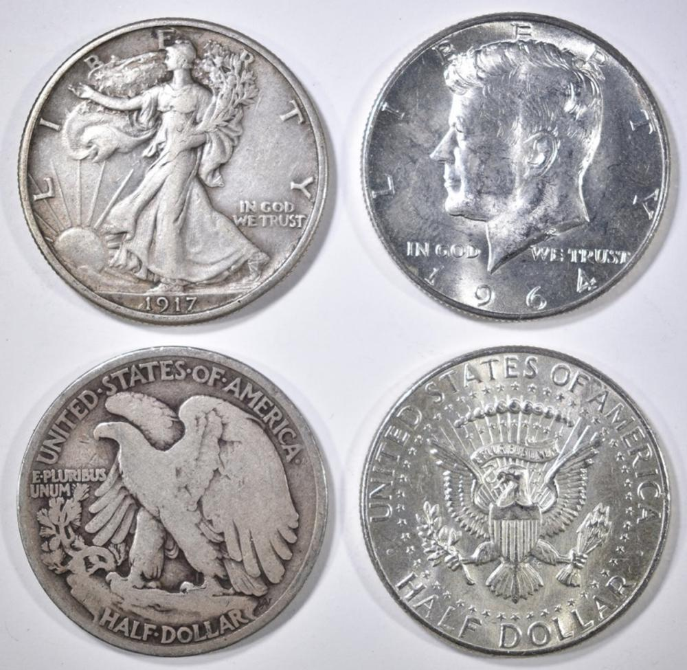Lot 66: $10 FACE VALUE SILVER