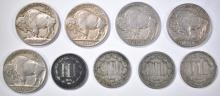Lot 78: MIXED COIN LOT: